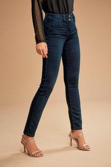 Lift, Slim & Shape Slim Jeans (844027) | $56