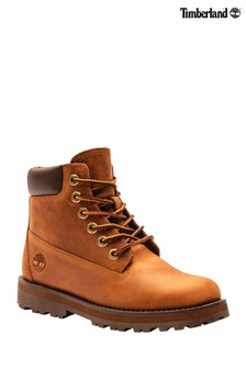 Timberland® Brown Courma Kid Traditional 6 Inch Boots