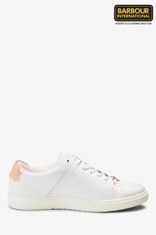 Barbour® Herrera Sneaker, Weiß