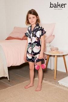 Baker by Ted Baker Kurzer Pyjama