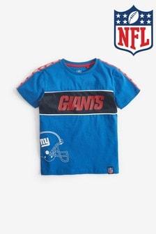 NFL Giants T-Shirt (3-16yrs)