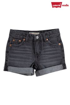 Levi's® Black Shorty Shorts