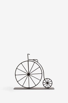 Penny Farthing-ornament