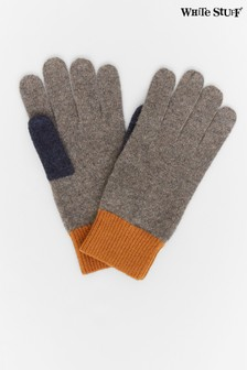 White Stuff Natural Arbor Lambswool Gloves
