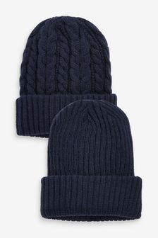 Reversible Beanie Hat (Older)
