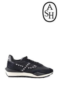 נעלי ספורט עם ניטים של Ash Spider בשחור