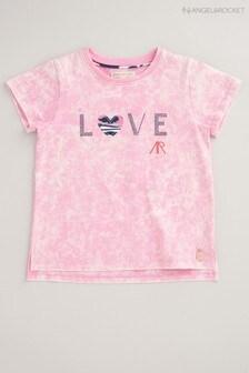 Angel & Rocket Pink Love T-Shirt