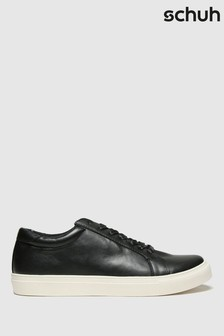 Schuh Black Victor Trainers