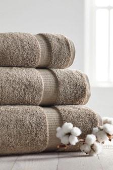 Ręcznik z organicznej bawełny