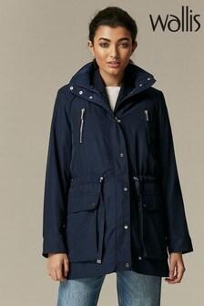 Wallis Navy Lightweight Jacket