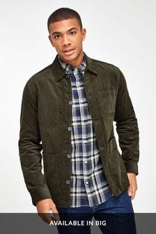 Košilová bunda Cord Chore