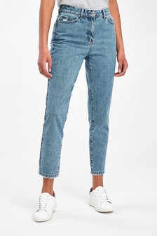 Mom Non-Stretch Jeans