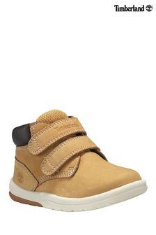 Timberland® Velcro Toddle Tracks Nubuck Boots