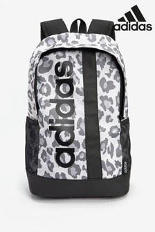 Sac à dos adidas Linear motif léopard