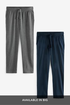 Lot de deux bas de pyjama
