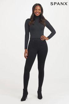 SPANX® Medium Control Clean Denim Skinny Jeans