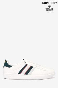 נעלי ספורט של Superdry דגם Tennis בלבן