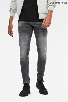 G-Star Black Lancet Skinny Jeans