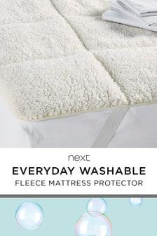超軟刷毛床墊罩