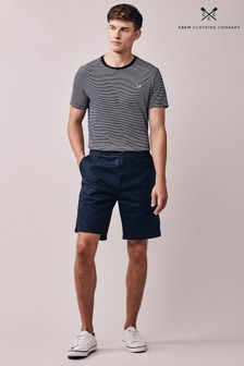 Crew Clothing Blue Bermuda Shorts