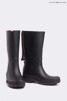 Tommy Hilfiger Elevated Wellington Boots