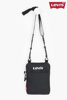 Levi's®黑色迷你斜背包