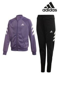 adidas Purple XFG Tracksuit