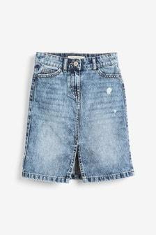 חצאית באורך מידי (גילאי 3 עד 16)