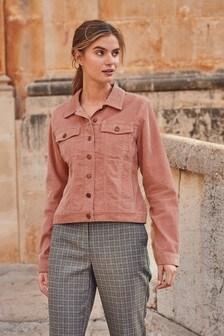 Вельветовая куртка в стиле вестерн