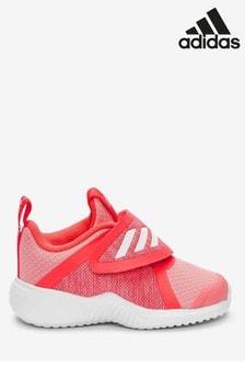 Розовые/белые кроссовки для малышейadidas FortaRun