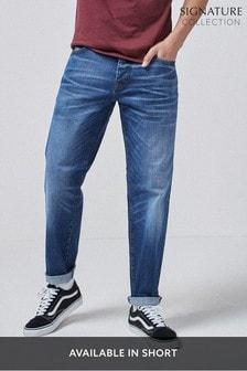Узкие джинсы Signature