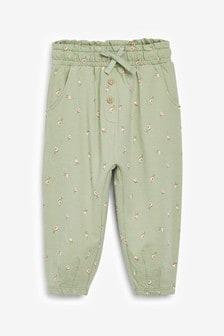 Трикотажные брюки (3 мес.-7 лет)