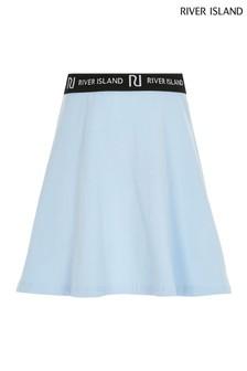 חצאית כחולה של River Island