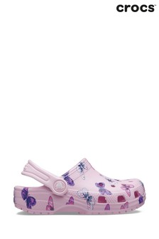 Crocs™ Classic Butterfly Clogs