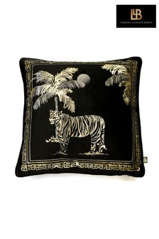 Laurence Llewelyn-Bowen Tiger Luxury Cushion
