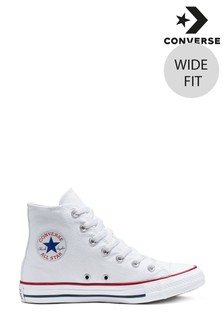 Converse All Star Wide Fit High Trainers