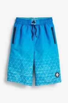 Geo Swim Board Shorts (3-16yrs)