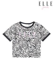 Tricou copii cu model zebră Elle