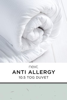Anti-Allergy 10.5 Tog And Anti Bacterial Duvet