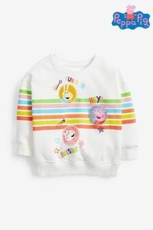 Peppa Pig™ Licence Lenticular Sweatshirt (3mths-7yrs)