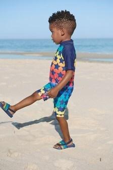 Star Sunsafe Swimsuit (3mths-7yrs)