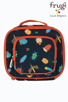 Frugi Recycled Polyester Bugs Lunch Bag