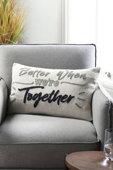 Better When We're Together Cushion