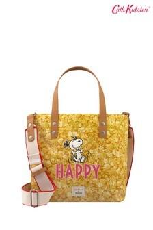 Petit sac fourre-tout Cath Kidston® BramptonSnoopy Happy Paper imprimé liberty