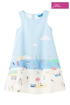 Joules Bunty Kleid, blau