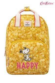 Średniej wielkości plecak dla dzieci w drobny wzór Cath Kidston® Snoopy Happy