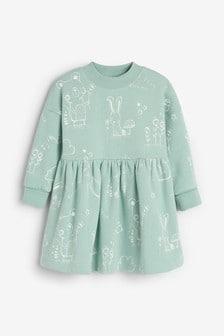 فستان رياضي (3 شهور -7 سنوات)