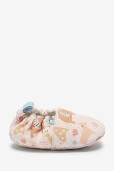 Детские туфли-слипоны (0-18мес.)