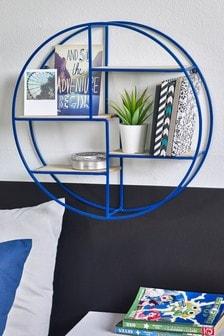 Étagère circulaire