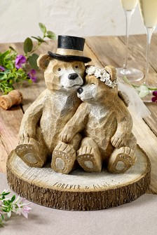 Brown Large Bear Collectable